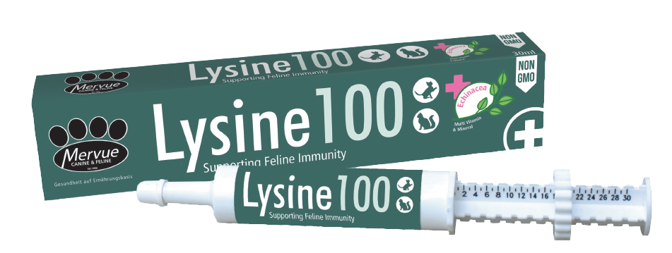 L Lysine For Cats With Eye Infection