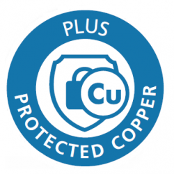 Plus Protected Copper PNG