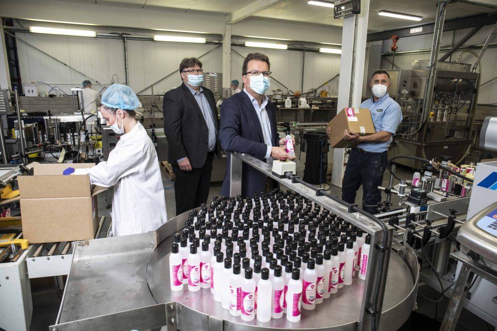 Mervue 1 MILLION Hand Sanitizer